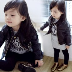 jaket kulit anak perempuan