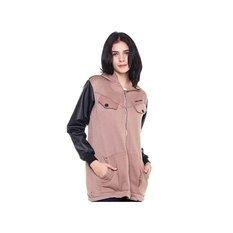 Java Seven - Jaket / Sweater Wanita - DED 617 | COKLAT