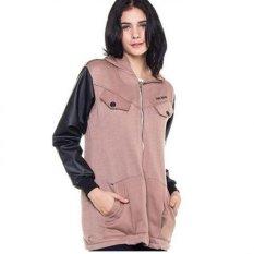 Java Seven Jaket Wanita 132- Pink