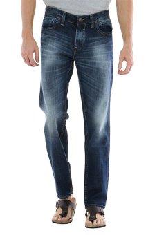 JB Boss Jeans - JB233-SF 5.2-121 Cotton Denim Slim Fit- Biru