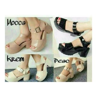 Jelly Shoes Dodwel (Mocca)