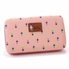 Jims Honey - Best Seller Wallet Import - Lady Wallet (Softpink)