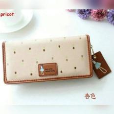 Jims Honey - Dompet Fashion Import - Dolly Wallet (Cream)