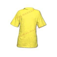 JM Kaos Polos Lengan Pendek Anak - Kuning