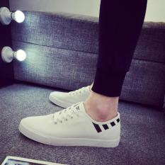 JOY Low To Help The Korean Version Of The Trend Of Casual Shoes White - Intl