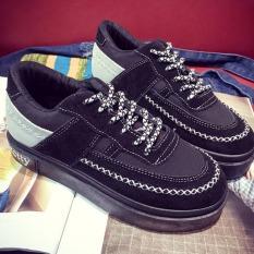 JOY Woman's Platform Shoes Black
