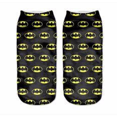 Kaos Kaki Super Hero High Quality_Sock Collection