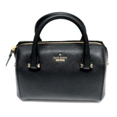 Kate Spade Cameron Street Lane Mini Satchel (Black)