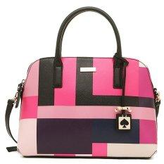 Kate Spade Rachelle Color Block Pink WKRU3434