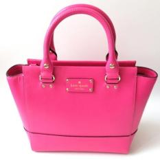 Kate Spade Small Camryn Wellesley (Sweetheart Pink)