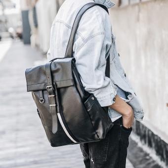 Price Of Oubishi Dicuci Kulit Baru Kapasitas Besar Tas Ransel Tas Source · Korea Fashion Style
