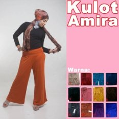 Kulot Amira Warna Orange
