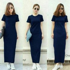Labelledesign Elsa Plain Maxy - Navy