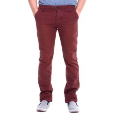 Lee Cooper Chino Pria Slim Fit Tobacco Rupert