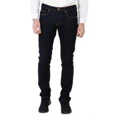Lee Cooper Jeans Pria Slim Fit Dark Indigo Lc 114