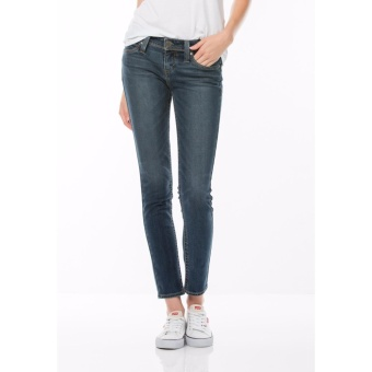 ... Casual Wanita Gratis Kaos London 23 ... - Kaos paris. Source · Levi s  Revel Low Skinny Styled Local Natives 1897401ccd