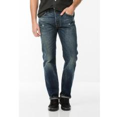 Levi's 501 Original Fit Selvedge - Heavy Headlands