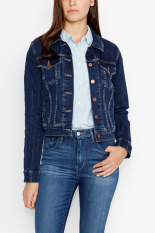 Levi's Authentic Trucker Jacket - Blue Spring