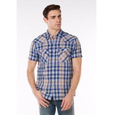 Levi's Barstow Western Shirt - Sodalite Blue