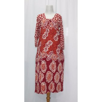 Longdress Batik Print LPT001-05B