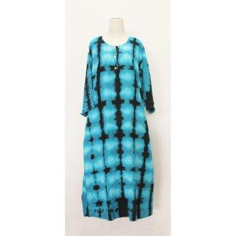Longdress Jumbo Lengan Panjang Batik Print LPT003-03B