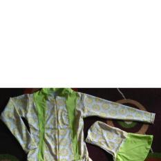 LUCU Baju renang anak muslim motif usia SD/ Baju renang anak/ TERLARIS