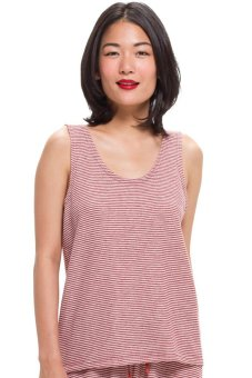 LZD Sleeveless Top - Red
