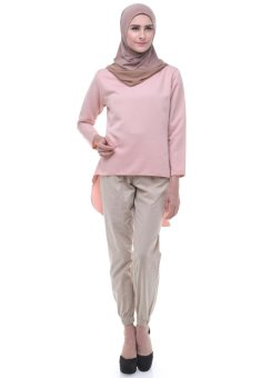 Madeleine's Xq Nisa Top Dusty Pink