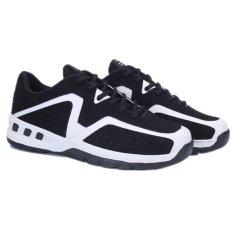 Mai Man Rui M216H Fashion Korean Men's Thick Soles Sports Casual Breathable Shoes (BLACK) - Intl