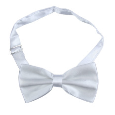 Man Boy Silk Tied Glossy Wedding Bow-tie