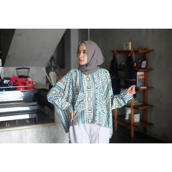 Marina Blouse Tosca by Oriana Boutique