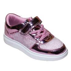 Marlee 161 Sepatu Sneaker Impor - Pink