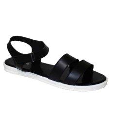 Marlee AC-03 Platform Sandal Wanita - Hitam
