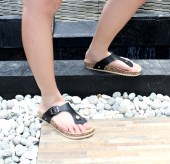 Marlee Flat Sandal IB-05