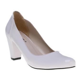 Marlee Heels Pump M-02 Putih