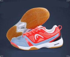 Men and Women's Professional Badminton Shoes Couples Training Shoes Breathable Sneakers Plus Size 35-44 - intl
