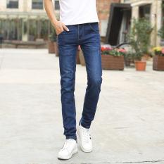 Men Stretchy Slim Jeans Pants (Intl) - Intl