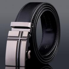Mens Belts Luxury Designer Genuine Leather 100% Cow Skin Strap Male Formal Girdles 120cm 6#