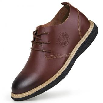 "Men""s Casual Cool And Comfortable Breathable Shoes Youth (Red) '"