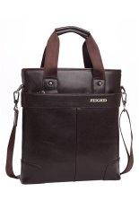 Men's Explosion Models Portable Shoulder Messenger Bag (Brown)
