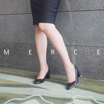 Merce - Nicole Heels (Black)