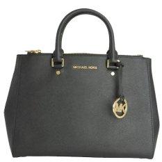 Michael Kors Handbag Sutton 30S4GTVS7L - Hitam