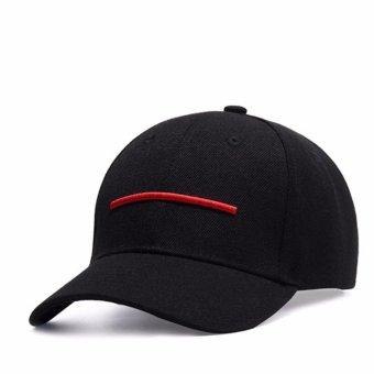 Mode Unisex anak laki-laki perempuan katun Adjustable bisbol topi Snapback Hip Hop topi dengan
