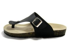Morello Sandal Mens Puyue - Hitam