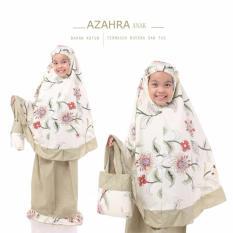 Mukena Anak Azahra Trendy