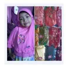 Multi Jilbab anak