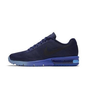 NIKE MEN AIR MAX SEQUENT RUNNING SHOE LOYAL BLUE 719912-407 US7-11 11' - intl