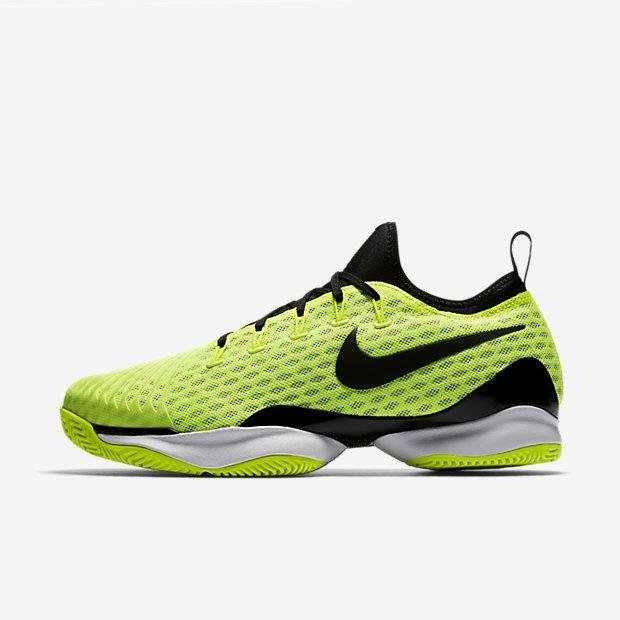 NIKE MEN COURT AIR ZOOM ULTRA REACT TENNIS SHOE VOLT 859719-700 US7-11 02' - intl