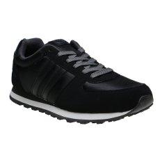 North Star Histo Shoes - Hitam