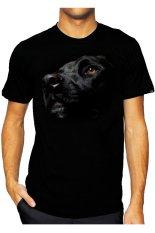 NSClothing Kaos 3D Dogy - Hitam